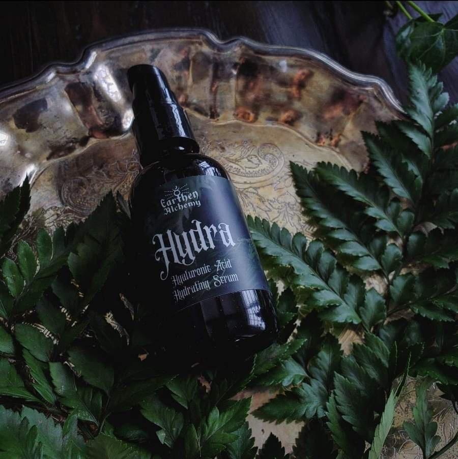 earthen alchemy Hydra Bamboo + B5 Hyaluronic Acid Serum