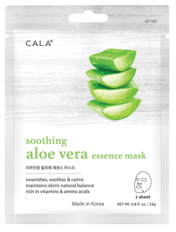 Cala Soothing Aloe Vera Essence Mask