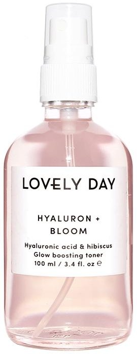 Lovely Day Botanicals Hyaluron + Bloom Face Toner