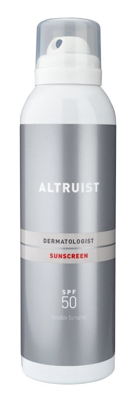 Altruist  Dermatologist Invisible Sunspray spf50