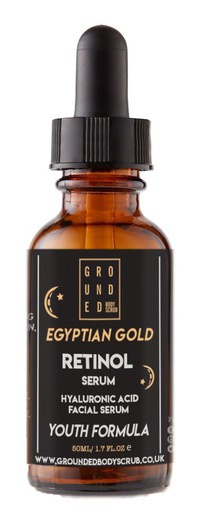 Grounded Egyptian Gold Retinol Serum