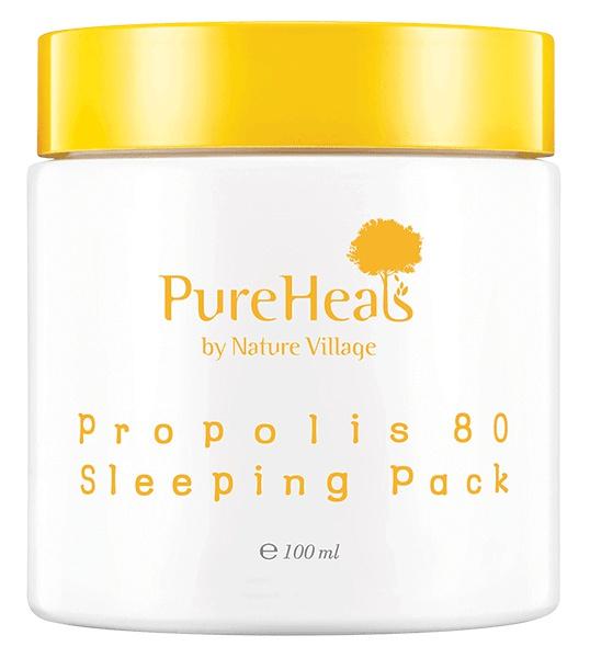 PureHeal's Propolis 80 Sleeping Mask