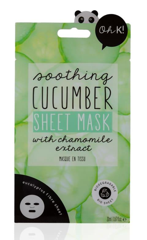 Oh K Soothing Cucumber Sheet Mask