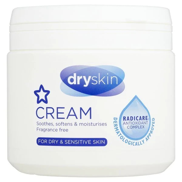 Superdrug Dry Skin Relief Cream