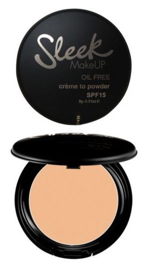 Sleek Creme To Powder Foundation