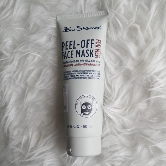 Ben Sherman Peel Off Face Mask