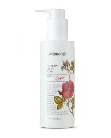 MAMODE Petal Spa Oil To Foam Cleanser