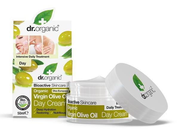 Dr Organic Olive Oil Day Cream