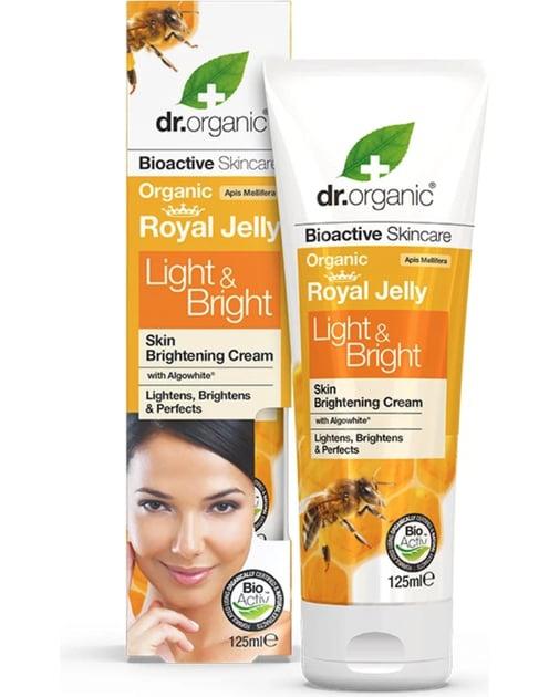 Dr Organic Royal Jelly Light & Bright Cream