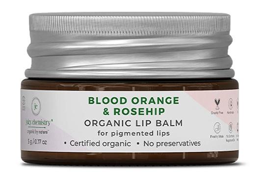 juicy chemistry Blood orange lip balm