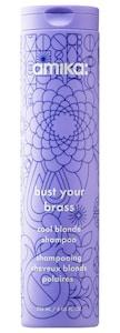 Amika Bust Your Brass Shampoo