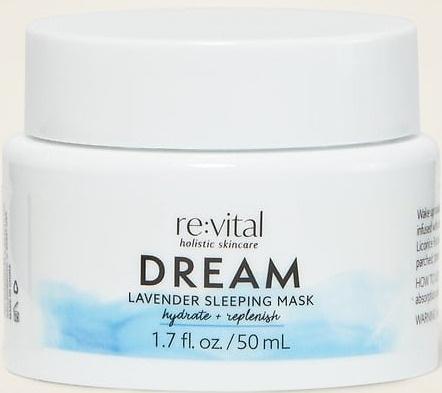 Re:vital holistic skincare Dream Lavender Sleeping Mask