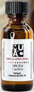 MUAC 18% Tca At Home Peel