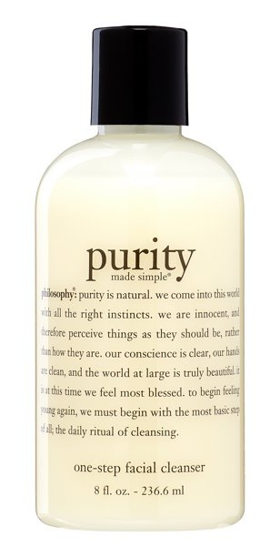 Philosophy Purity Made Simple One-Step Facial Cleanser (paraben-free)