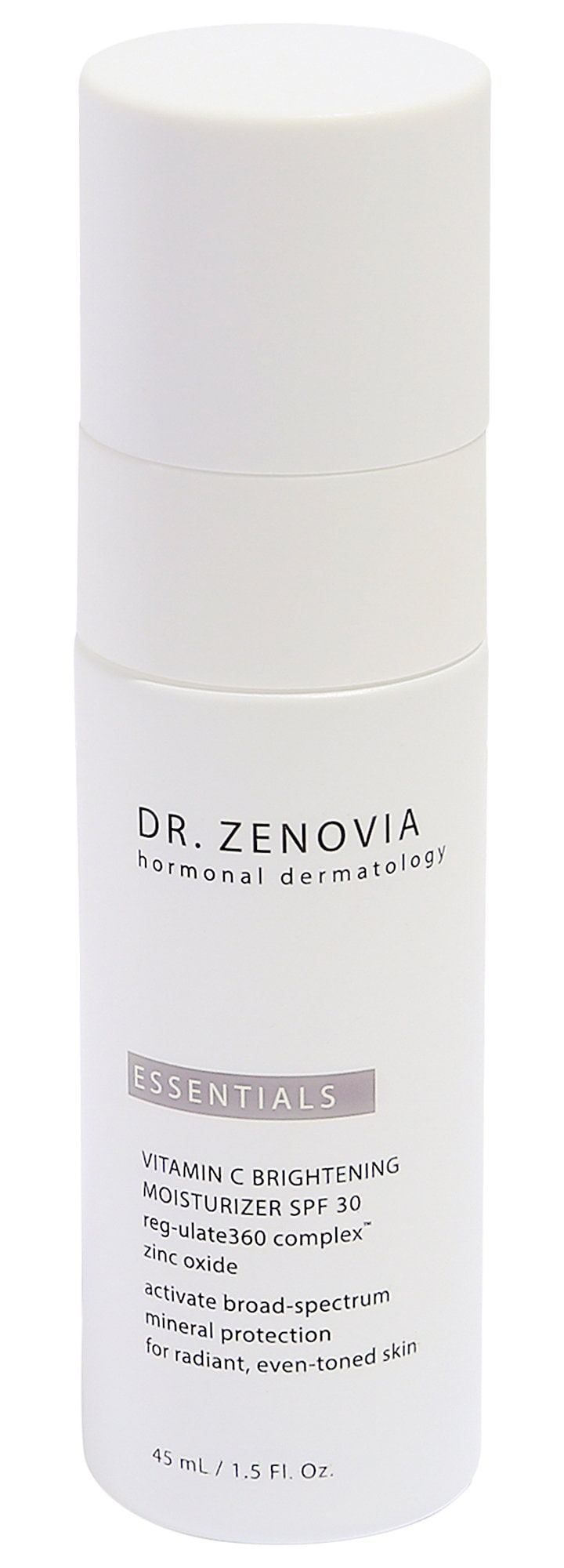 dr zenovia Vitamin C Brightening Moisturizer Spf 30