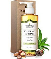 Tree to Tub Gentle, Sensitive Scalp Shampoo
