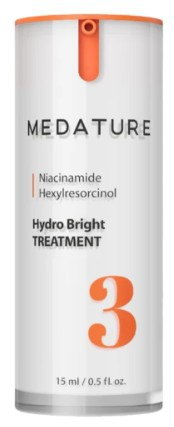 MEDATURE Hydro Bright Treatment