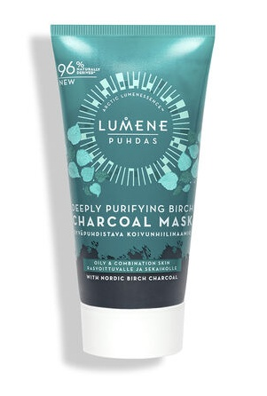 Lumene Deeply Purifying Charcoal Mask