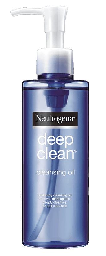 Neutrogena Deep Clean Cleansing Oil Regular