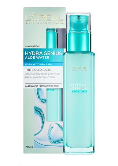 L'Oreal Hydra Genius Aloe Water