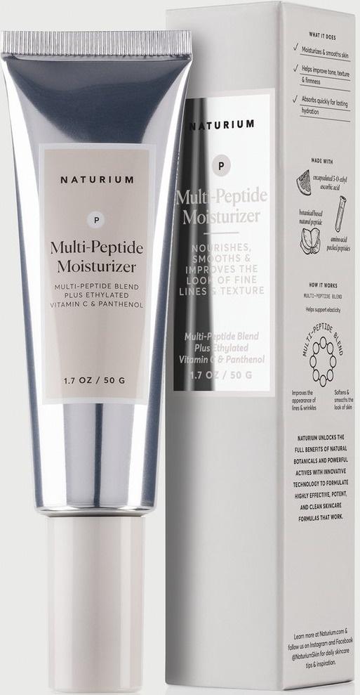 naturium Multi-Peptide Moisturizer