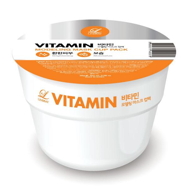 Lindsay Vitamin Modelling Rubber Mask Cup