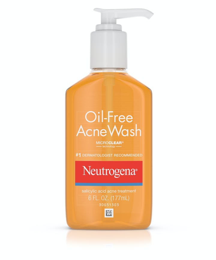 Neutrogena Oil-Free Gel Wash