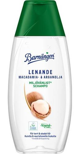 Barnängen Macadamia & Arganolja Miljövänligt Schampo