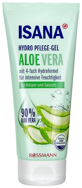 Isana Hydro Pflege-Gel Aloe Vera
