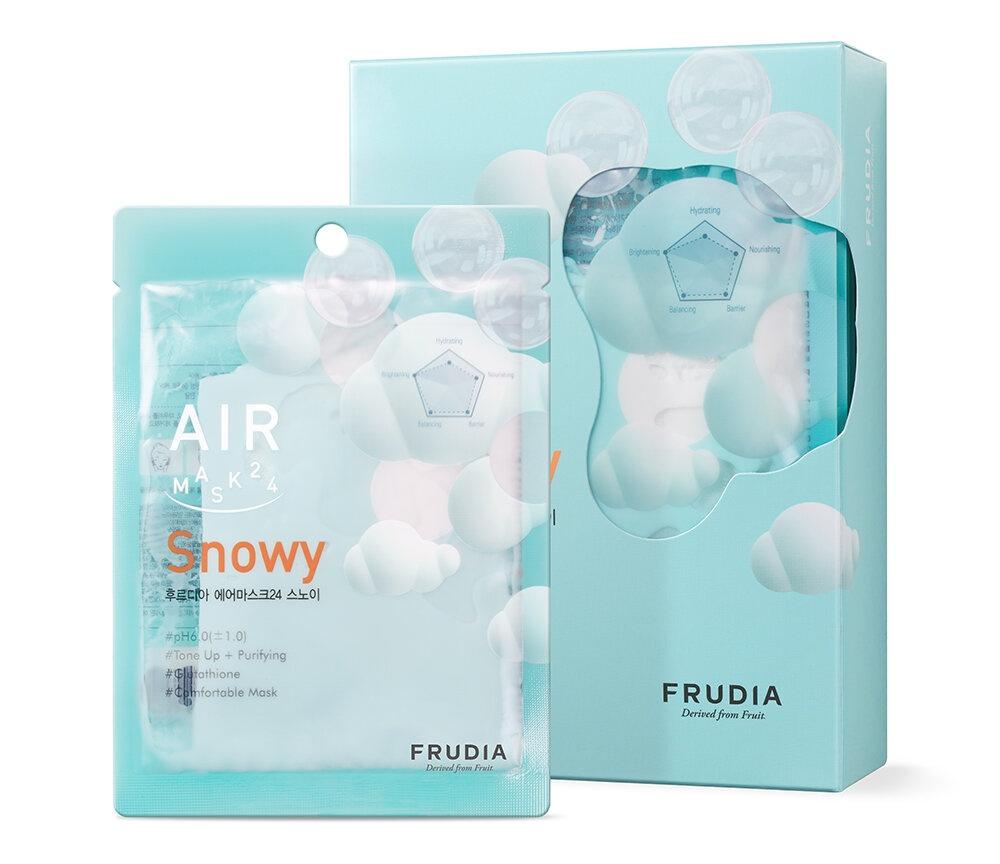 Frudia Air Mask 24 Snowy