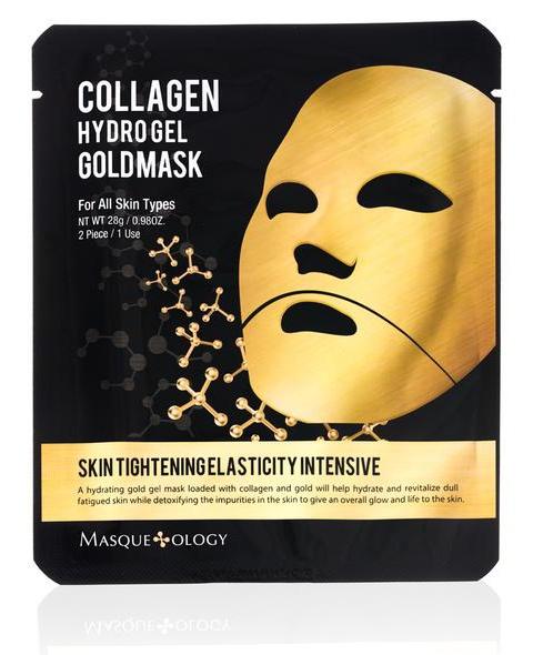 MASQUE-OLOGY Gold Collagen Hydro-Gel Mask