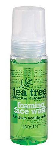 Tea tree Foaming Face Wash