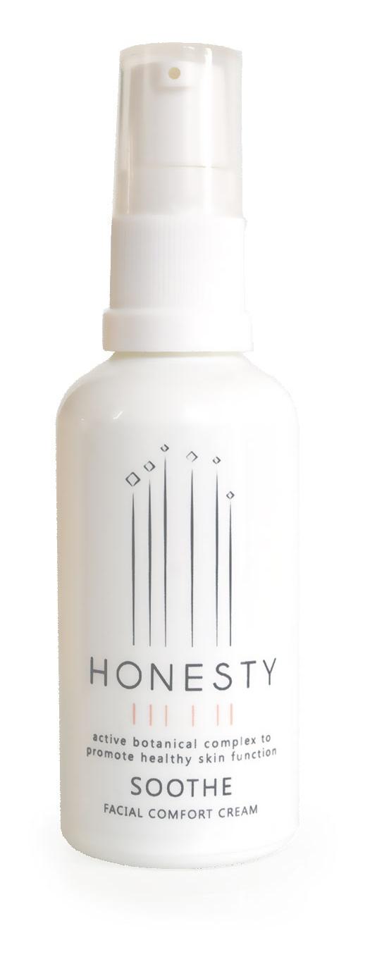 Honesty Soothe Facial Comfort Cream