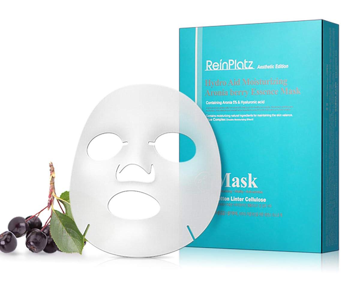 ReinPlatz Hydro Aid Moisturizing Aronia Berry Essence Mask