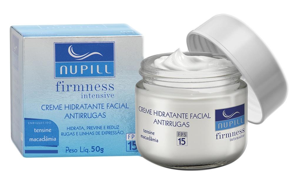 Nupill Creme Facial Hidratante Antirrugas