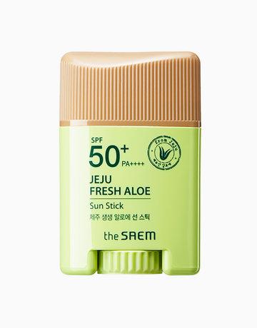 The Saem Jeju Fresh Aloe Sun Stick