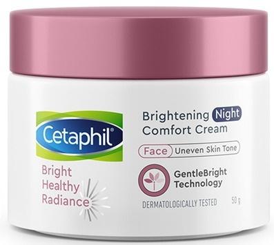 Cetaphil Brightening Night Comfort Cream