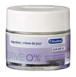 Kruidvat Dagcrème Sensitive 0%