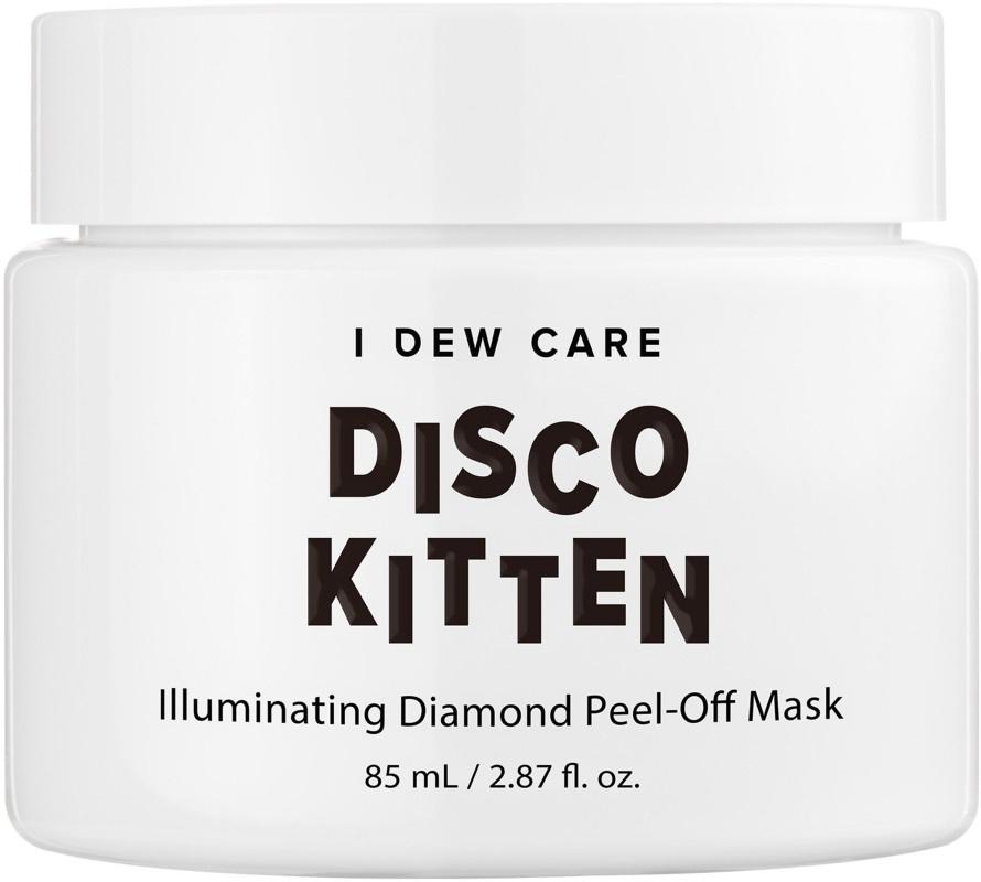 I Dew Care Disco Kitten Illuminating Diamond Peel-Off Mask