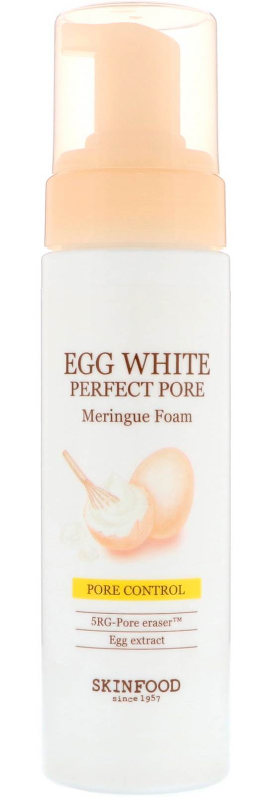 Skinfood Egg White Perfect Pore Meringue Foam