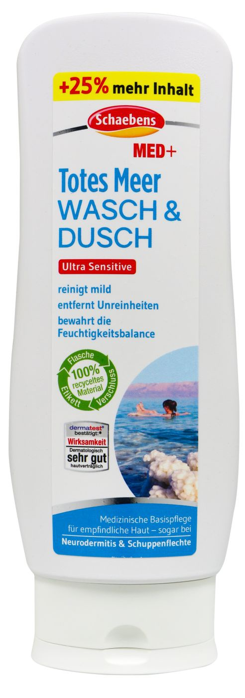 Schaebens Med+ Totes Meer Wash & Dusch