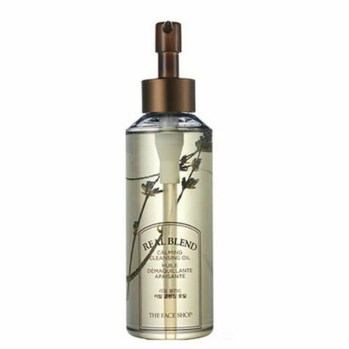 The Face Shop Real Blend Calming Cleansing Oil