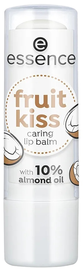 Essence Fruit Kiss Caring Lip Balm In 06 Coconut Lust