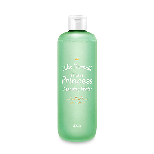 Beauty Recipe Little Mermaid This Is Princess Cleansing Water