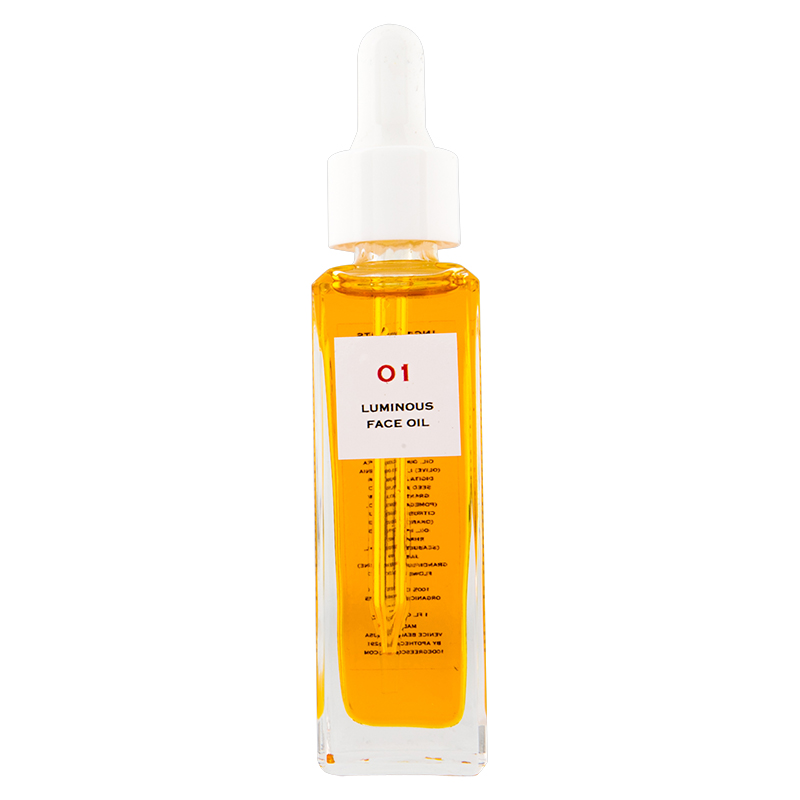 10 Degrees Cooler 01 Luminous Face Oil