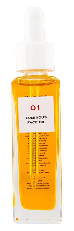 10 Degrees Cooler 01 Luminous Face Oil