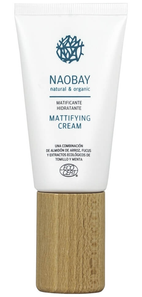 Naobay Mattifying Face Cream