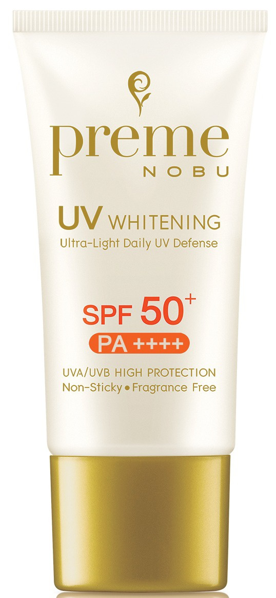 Preme Nobu UV Whitening SPF 50+ Pa++++