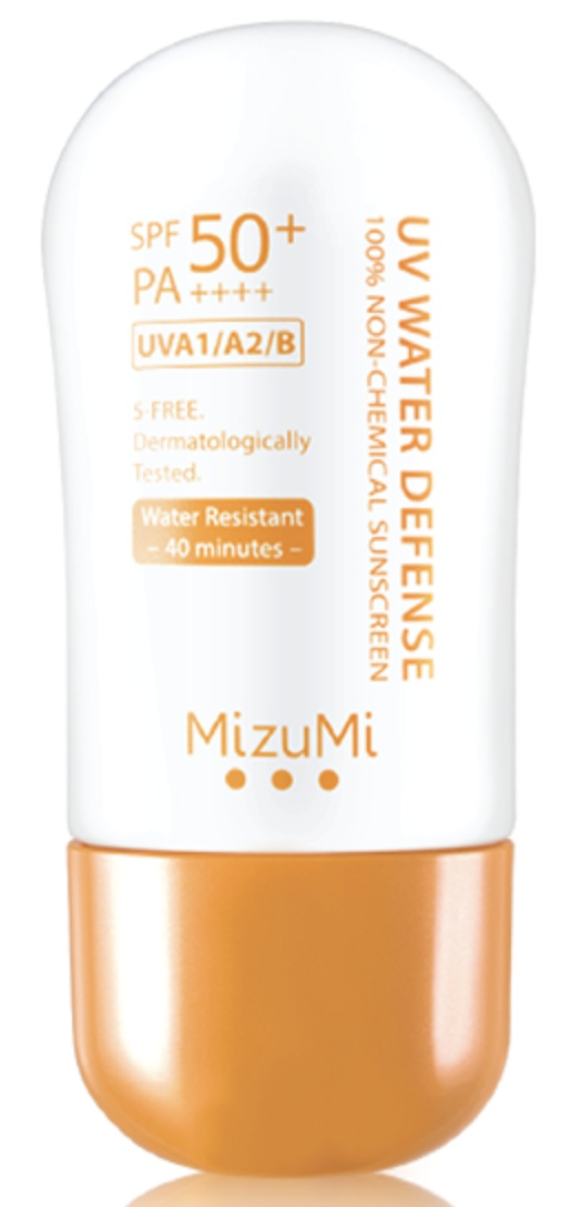 MizuMi UV Water Defense Spf50+ Pa++++ 100% Physical (Water Resistant)