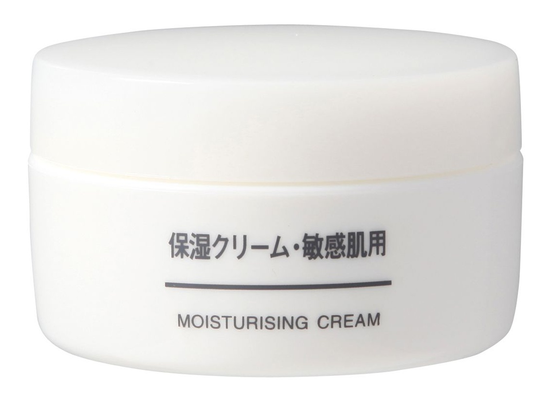 Muji Sensitive Skin Moisturising Cream